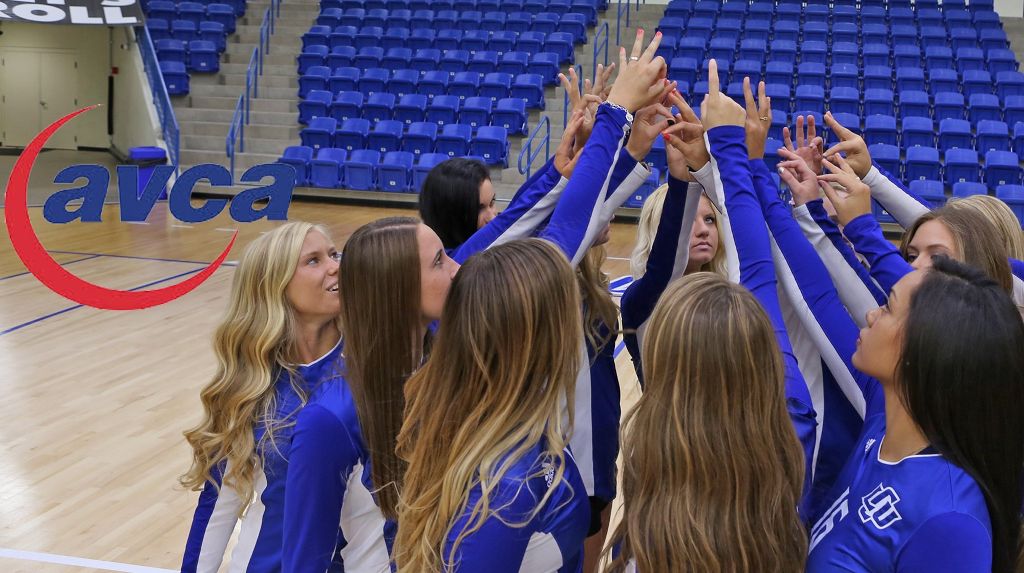 Lubbock Christian University Athletics - Volleyball recognized for academic excellence